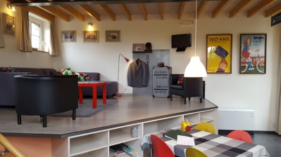 Station Racour Vakantiewoning